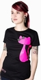 x MEOUW! BLACK GIRL SHIRT