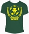 Lion - Men Shirt Gr�n