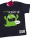 x LITTLE MONSTER - KIDS SHIRT