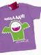 Uuuaaaah! - Kids Shirt lila