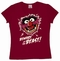 Logoshirt - Muppets Beware of the Beast - Girl Shirt