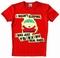 Logoshirt - South Park Cartman Thinking Shirt - Red