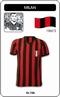 AC Mailand Milan Retro Trikot