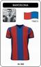 FC Barcelona Retro Trikot