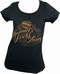 Girl Shirt - Logo - Schwarz