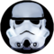 x STORMTROOPER MOOD LIGHT GROSS - LAMPE