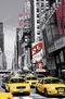 x FOTOTAPETE - RIESENPOSTER - NEW YORK  - TIMES SQUARE II