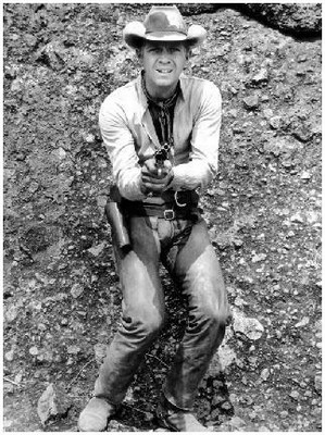 Steve McQueen - Cowboy
