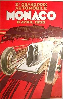 Monaco Rennen 1930