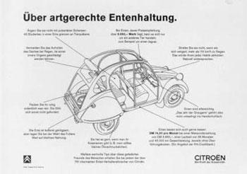 Citroen 2CV Ente