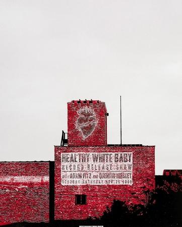 Crosshair Dan MacAdam Plakat Healthy White Baby
