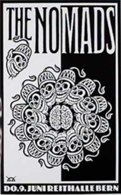 Dirk Bonsma - The Nomads