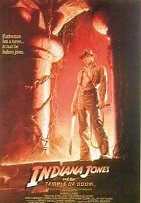 Indiana Jones - Temple Of Doom