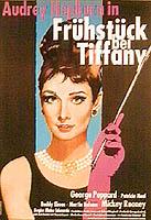 fruehstueck bei tiffany filmplakate pr sentiert von klang und kleid plakat kaufen versand. Black Bedroom Furniture Sets. Home Design Ideas