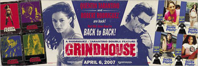 Grindhouse: Double Feature Poster