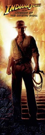 Indiana Jones - Kingdom of the Crystal Skull - Poster