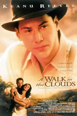 A Walk In The Clouds - Poster