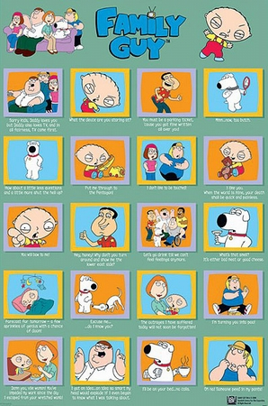 Family Guy - Poster