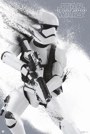 Star Wars: Episode 7 Poster Stormtrooper