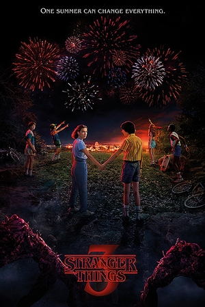 Stranger Things Poster Season 3