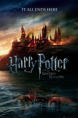 Harry Potter und die Heiligtümer des Todes 7 Poster