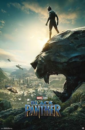 Black Panther Poster One Sheet
