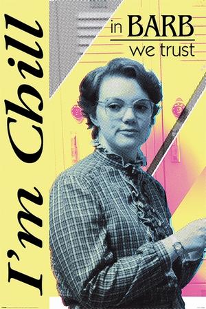 Barb Barbara Holland - Stranger Things Poster