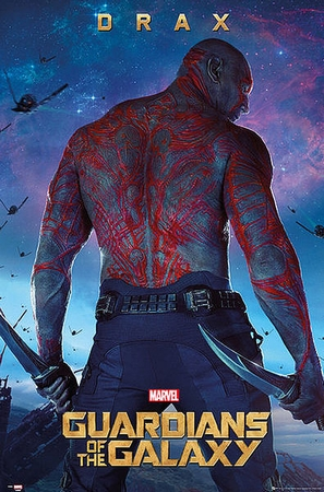 Guardians of the Galaxy - Drax The Destroyer