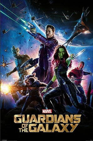 Guardians of the Galaxy - One Sheet Hauptplakat