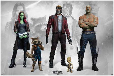 Guardians of the Galaxy Vol. 2 - Guardians