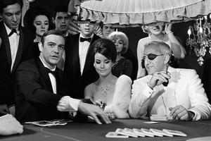 James Bond Thunderball Poster Lady Luck