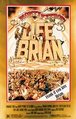 Life of Brian Poster - Monty Python