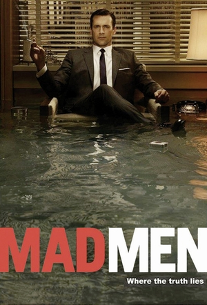 Mad Men Poster Donald Don Draper