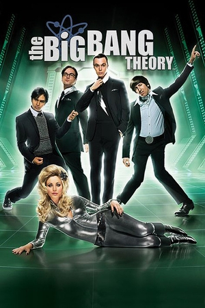 The Big Bang Theory Poster Charaktere