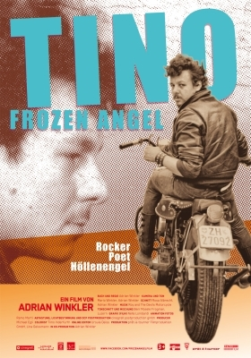 Tino - Frozen Angel Poster