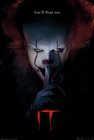 Stephen Kings Es Poster Pennywise Hush
