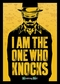 Breaking Bad RIESENPOSTER I am the one who knocks