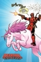 Deadpool Poster Unicorn