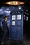 Doctor Who Poster Glow-In-The-Dark