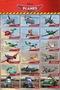 Planes Poster Charakter�bersicht