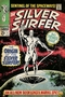 Silver Surfer Poster Marvel Comic Cover