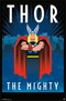 Thor Art Deco - Poster