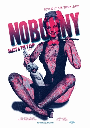 Plakat Nobunny