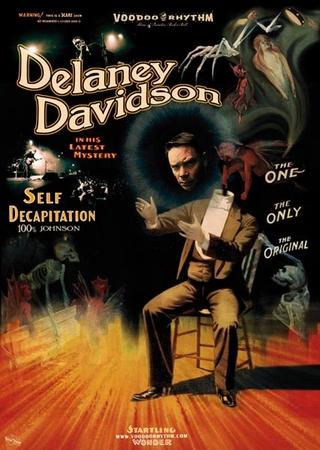 Mini Plakat - Delaney Davidson