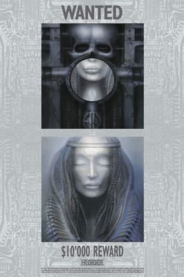 HR Giger - Wanted ELP