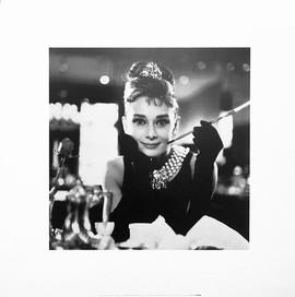 Audrey Hepburn BREAKFAST AT TIFFANY'S