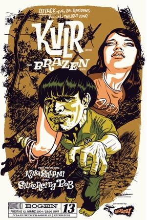 KVLR Plakat