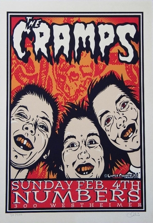 The Cramps- Uncle Charlie