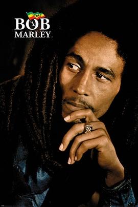 Bob Marley Poster Legend