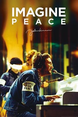 John Lennon Poster People For Peace